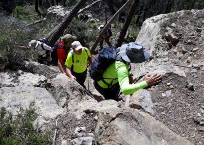 2019-05-29 Montanejos-Sendenro La Bojera-Barranco de Mainera(111)