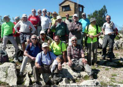 2019-05-29 Montanejos-Sendenro La Bojera-Barranco de Mainera(119)