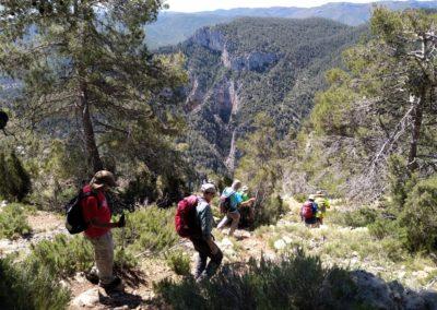 2019-05-29 Montanejos-Sendenro La Bojera-Barranco de Mainera(120)