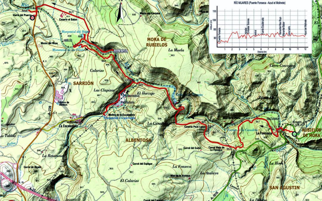 CRÒNICA RIU MILLARS: CENTRE INTERPRETACIÓ – ASSUT DEL MOLINETE (12 – 6 – 2019)