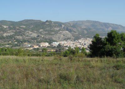 2019-09-18 Dup. Ruta verde de Alcoy-Pinturas Cuevas La sagra(103)