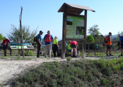 2019-09-18 Dup. Ruta verde de Alcoy-Pinturas Cuevas La sagra(105)