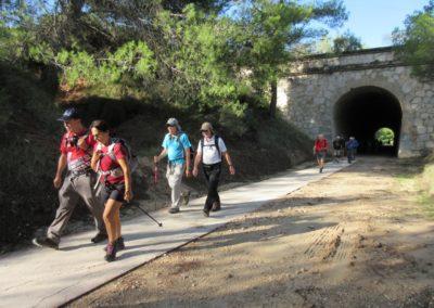 2019-09-18 Dup. Ruta verde de Alcoy-Pinturas Cuevas La sagra(108)