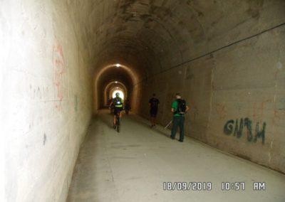2019-09-18 Dup. Ruta verde de Alcoy-Pinturas Cuevas La sagra(110)