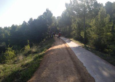 2019-09-18 Dup. Ruta verde de Alcoy-Pinturas Cuevas La sagra(111)