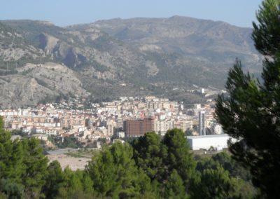 2019-09-18 Dup. Ruta verde de Alcoy-Pinturas Cuevas La sagra(114)