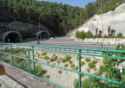 2019-09-18 Dup. Ruta verde de Alcoy-Pinturas Cuevas La sagra(115)