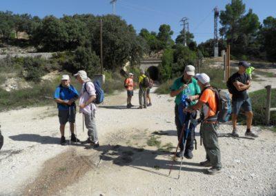 2019-09-18 Dup. Ruta verde de Alcoy-Pinturas Cuevas La sagra(121)