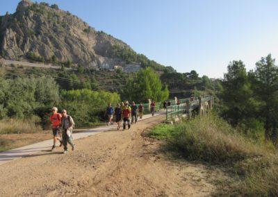 2019-09-18 Dup. Ruta verde de Alcoy-Pinturas Cuevas La sagra(123)