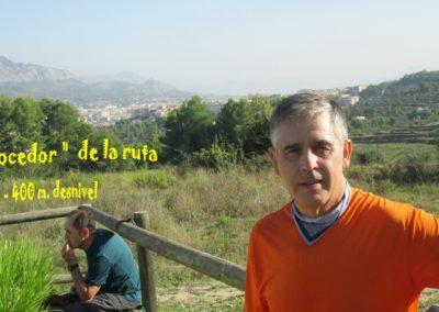 2019-09-18 Dup. Ruta verde de Alcoy-Pinturas Cuevas La sagra(131)