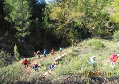 2019-10-16 Villahermosa del Rio-Cascada del Rio Carbo(112)