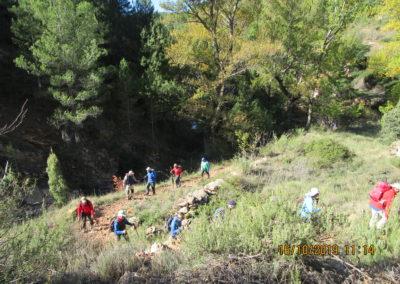 2019-10-16 Villahermosa del Rio-Cascada del Rio Carbo(117)