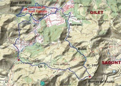 Mapa de Sant Esperit Balau[13801]