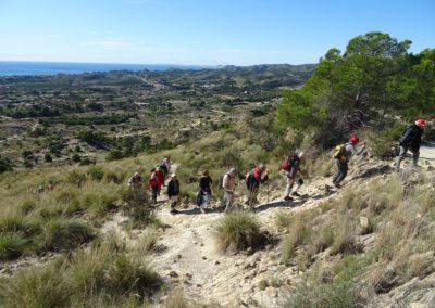 2019-11-06 Pantano Amadori-Damunt D`Horta-Convencion Benidorm (113)