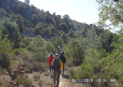 2019-11-06 Pantano Amadori-Damunt D`Horta-Convencion Benidorm (116)