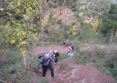 2019-11-13 Ain GR-36 Peñas Blancas-Tossal Gros-Castillo de Benali (109)