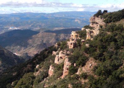 2019-11-13 Ain GR-36 Peñas Blancas-Tossal Gros-Castillo de Benali (116)
