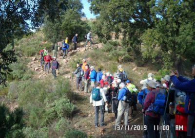 2019-11-13 Ain GR-36 Peñas Blancas-Tossal Gros-Castillo de Benali (117)