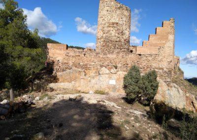 2019-11-13 Ain GR-36 Peñas Blancas-Tossal Gros-Castillo de Benali (124)