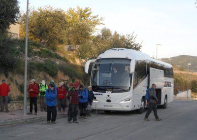 2019-11-20 Font de la Figuera-El Silla (100)