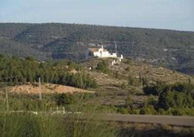 2019-11-20 Font de la Figuera-El Silla (106)