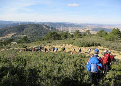 2019-11-20 Font de la Figuera-El Silla (121)