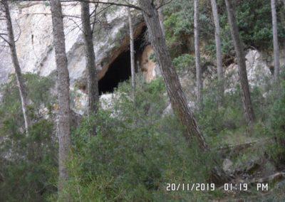 2019-11-20 Font de la Figuera-El Silla (127)