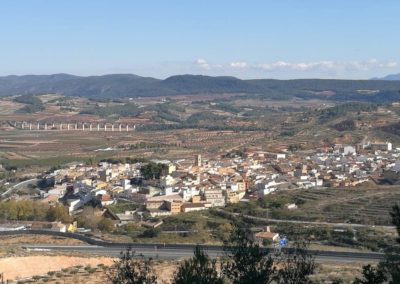2019-11-20 Font de la Figuera-El Silla (129)