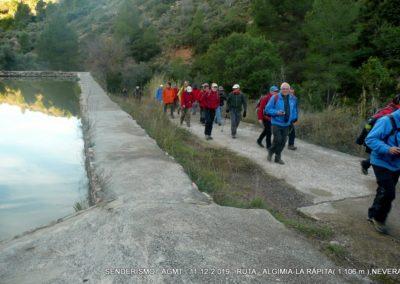 2019-12-11 Algimia de Almonacid-La Rapida-Nevera de Cuatro Caminos (104