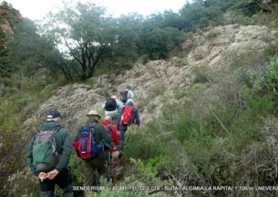 2019-12-11 Algimia de Almonacid-La Rapida-Nevera de Cuatro Caminos (107)