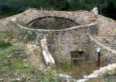 2019-12-11 Algimia de Almonacid-La Rapida-Nevera de Cuatro Caminos (121)