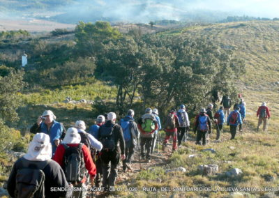 2020-01-08 Del Santuario de la Cueva Santa a Jerica (107)