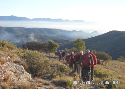 2020-01-08 Del Santuario de la Cueva Santa a Jerica (109)