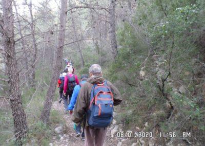 2020-01-08 Del Santuario de la Cueva Santa a Jerica (118)
