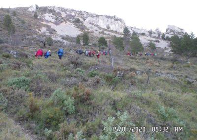 2020-01-15 La Serrella-El Pla de la Casa (106)