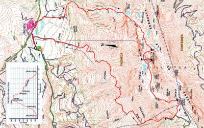 CRÒNICA DE FAGECA – LA SERRELLA – EL PLA DE LA CASA  1.379 m. (15-01-2020)