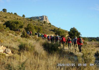 2020-02-05 Chelva-Pico del Remedio (103)