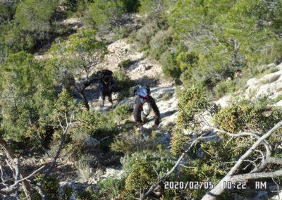 2020-02-05 Chelva-Pico del Remedio (114)