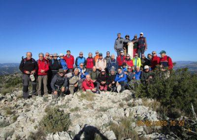 2020-02-05 Chelva-Pico del Remedio (122)