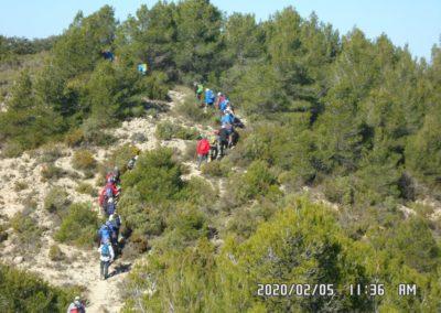 2020-02-05 Chelva-Pico del Remedio (123)