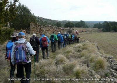 2020-02-12 La Juana-La Almeza-Arcos de la Salina (126)