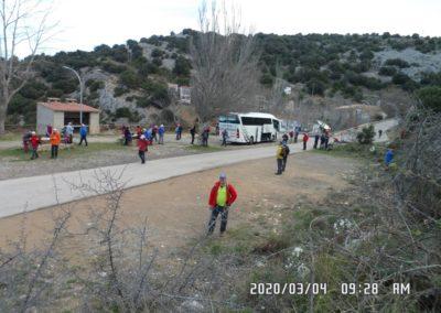 2020-03-04 Balneario de L`Avella-Tossal de la Nevera (100)